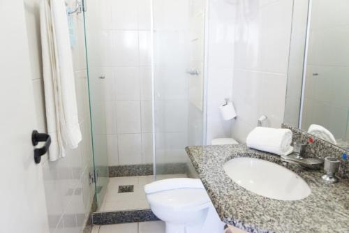 A bathroom at Nobile Suites Diamond