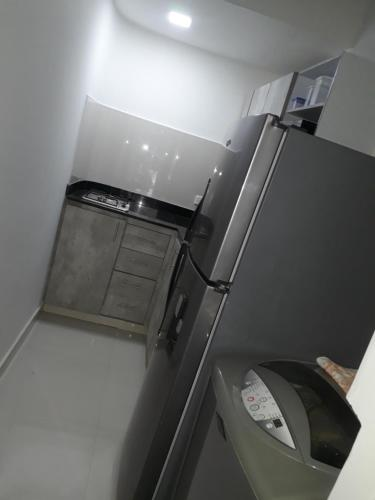 A kitchen or kitchenette at Moblat MED
