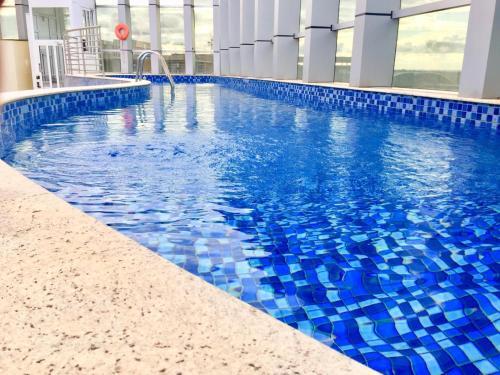 A piscina localizada em Apart-Hotel Setor Hoteleiro Norte ou nos arredores