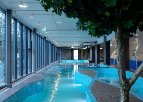 The swimming pool at or near Kalev Spa Hotel & Waterpark