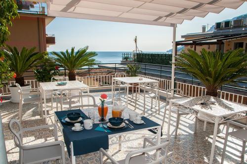 Ristorante o altro punto ristoro di B&B Amalfè