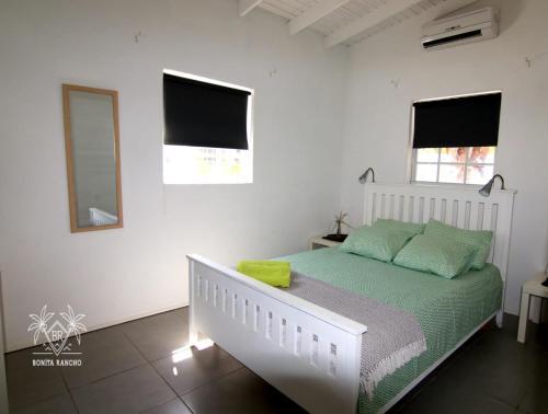 Cama ou camas em um quarto em Bonita Rancho 4