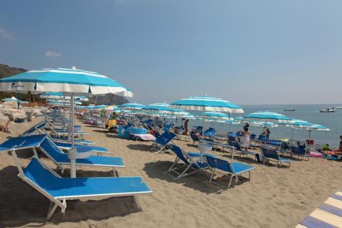 Playa en o cerca del parque de vacaciones