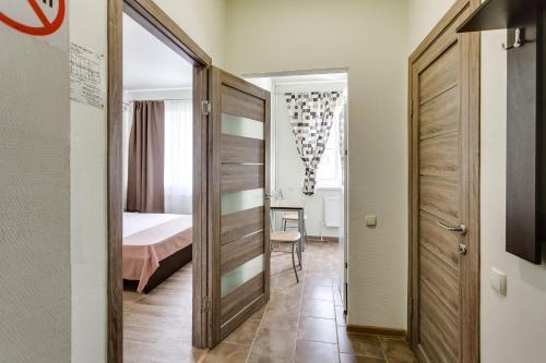 Ванная комната в Апарт-отель Грин Холл
