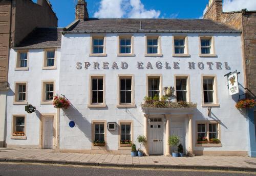 The Spread Eagle Hotel