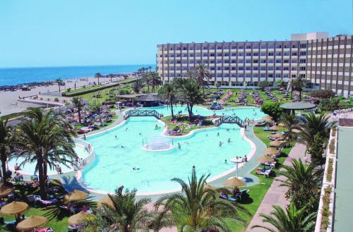 Vista de la piscina de Evenia Zoraida Garden o alrededores