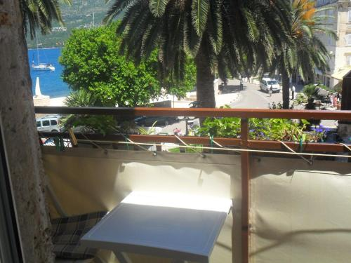 A balcony or terrace at Guest House Leon
