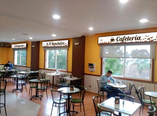 Ресторан / где поесть в O Rancheiro