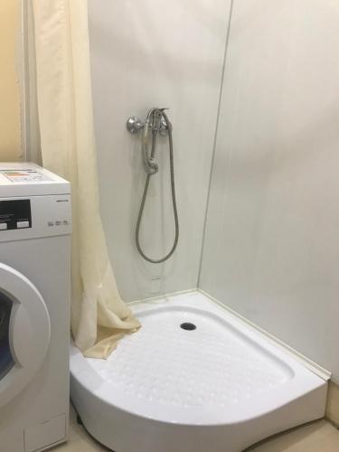Ванная комната в Апартаменты на Ленина