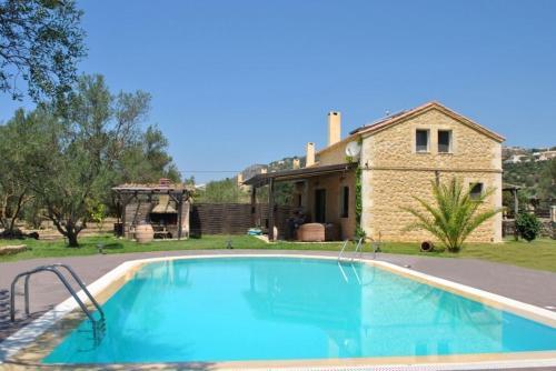 The swimming pool at or near 5 Stars Villas