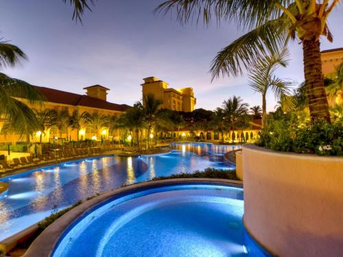 The swimming pool at or near Royal Palm Plaza Resort