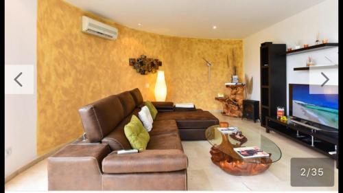 Zona de estar de Villa Las Terrazas 17•Exclusive Chill Out and Pool.