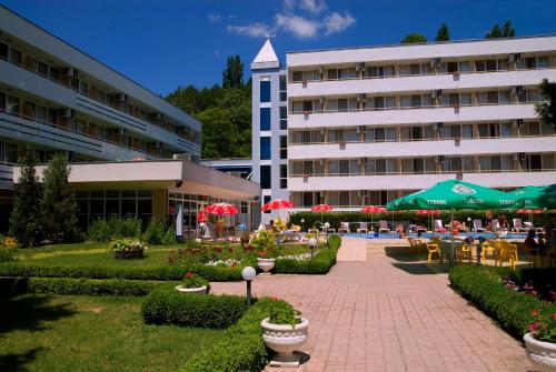 Hotel Oasis - All Inclusive Albena, Bulgaria