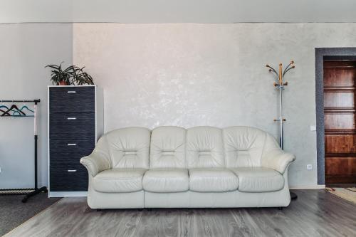 Гостиная зона в Suvorov's Apartment