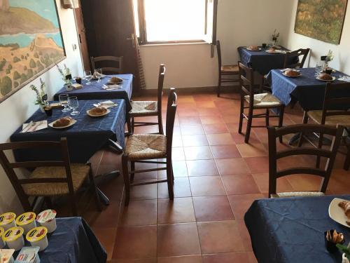 Ristorante o altro punto ristoro di La Mimosa B&B