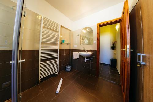Kúpeľňa v ubytovaní Tatiana Ubytovanie V Súkromí