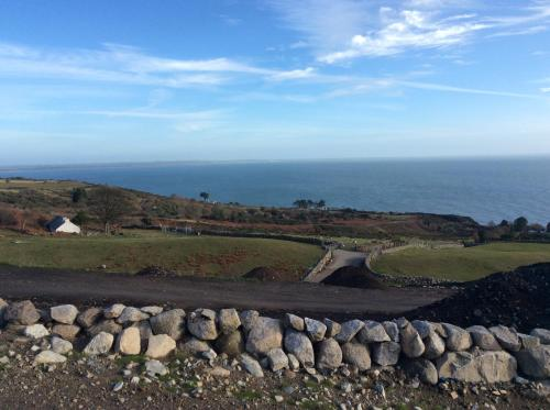 Stunning views at Ballagh Cottage Newcastle