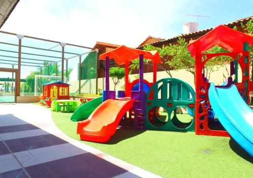 Children's play area at Barra Bali Resort