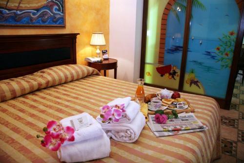 Hotel U' Bais Scilla, Italy
