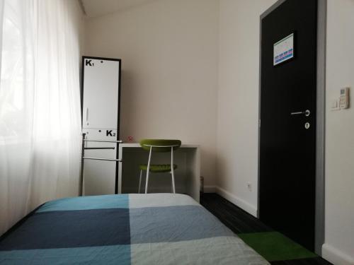 Cama o camas de una habitación en Hostel 365 For U