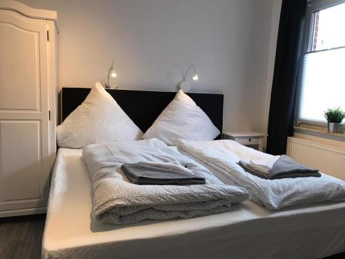 Lova arba lovos apgyvendinimo įstaigoje Kleine Möwe