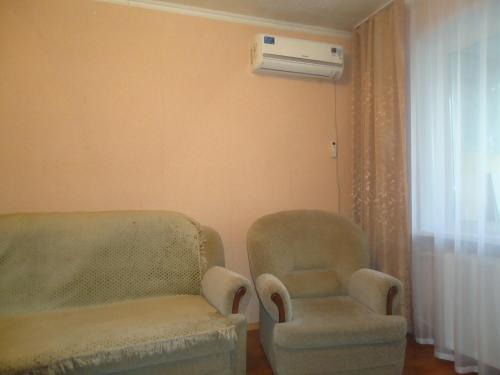 Гостиная зона в Апартаменты на Трнавского