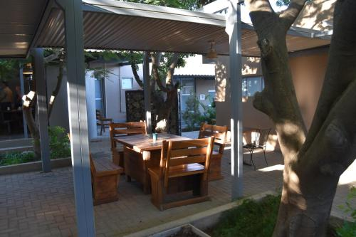 Ristorante o altro punto ristoro di Quiver Inn Guesthouse