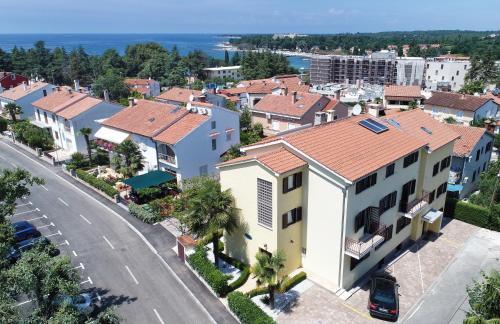 A bird's-eye view of Apartments Jasmina
