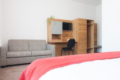 TV/Unterhaltungsangebot in der Unterkunft Hotel Acacia