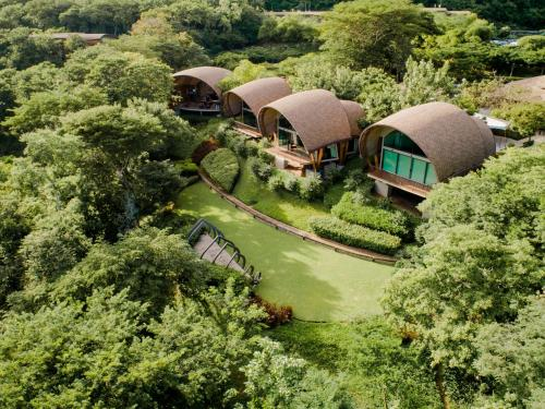 A bird's-eye view of Andaz Costa Rica Resort at Peninsula Papagayo – A concept by Hyatt