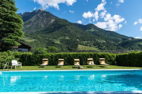Pension Morenfeld Lagundo, Italy