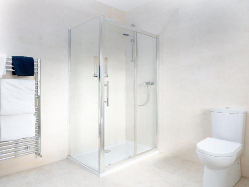 A bathroom at Nanny Brow