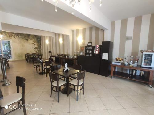 Ресторан / где поесть в Euskadi Hotel