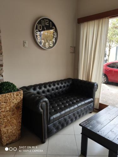 Гостиная зона в Euskadi Hotel