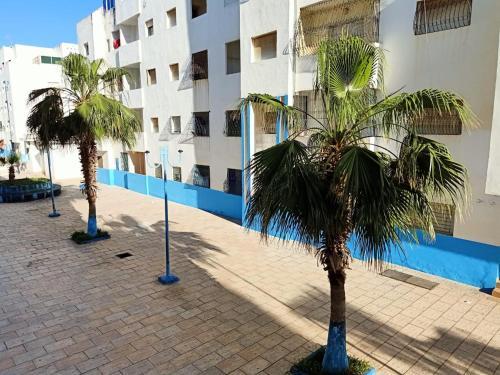 The swimming pool at or near Martil Mixta Safia