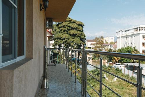 Балкон или терраса в Малибу