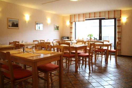 Ресторан / где поесть в Ferienpension Zum Hochscheid
