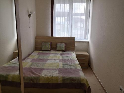 A bed or beds in a room at Apartment Villa Nataly