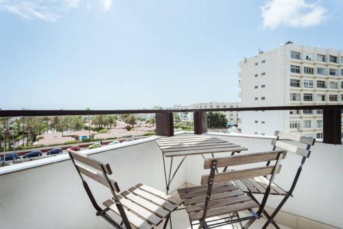 Un balcón o terraza de Playa del Ingles 540
