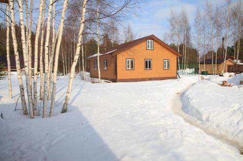ECO-base Esaulovka зимой