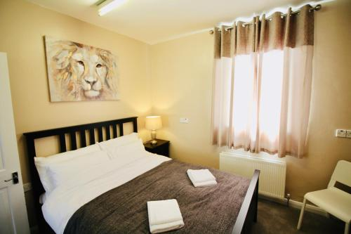 Modern 1 Bedroom Belfast Apartment A