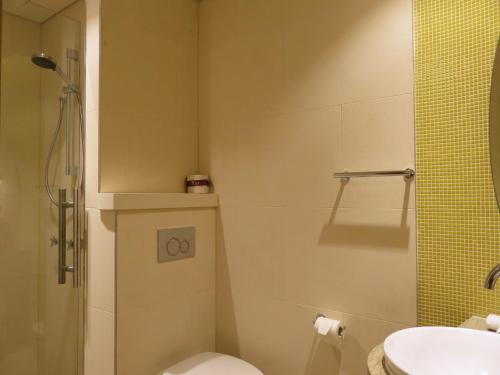 A bathroom at The Tank Stream