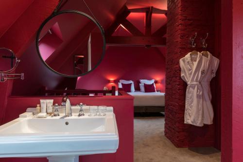 凱撒的松樹- 埃特勒特運動酒店衛浴