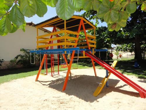 Children's play area at Hotel Coco Beach