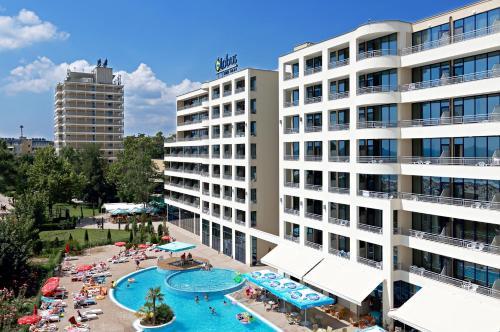 Hotel Globus - Halfboard Sunny Beach, Bulgaria