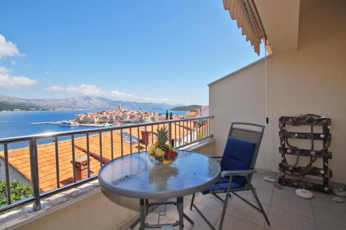 A balcony or terrace at Oasis Blue