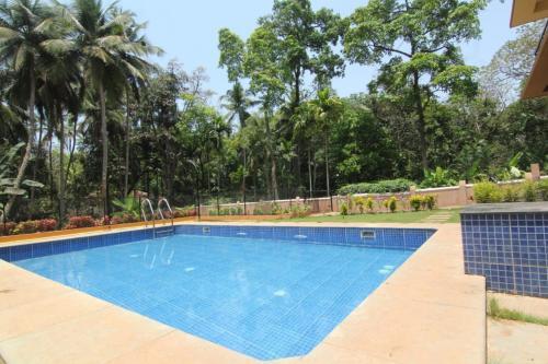 The swimming pool at or close to Alazne & Meraki : Assagao