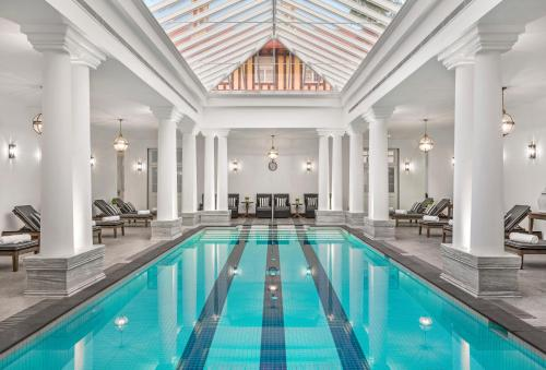 The swimming pool at or near The Grand Hotel