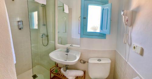 A bathroom at Apartment Meridium