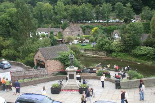 A bird's-eye view of The Tontine